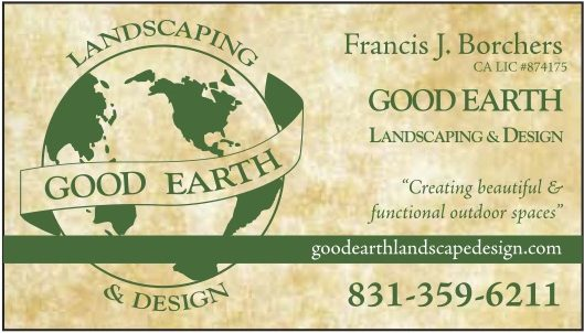 GOOD EARTH Landscape & Design